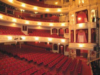 Carr Amp Angier International Theatre Consultants